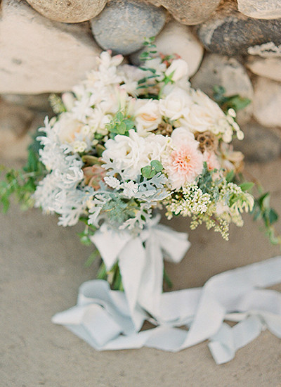 Santa Barbara Bridal Bouquets